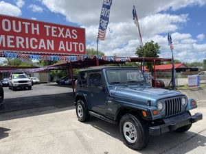 1998 Jeep Wrangler for Sale in Kirby, TX