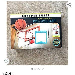Sharper Image BREAK AWAY Basketball Hoop for Sale in Seattle, WA