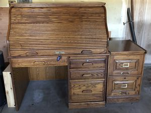 Rolltop Desk for Sale in San Diego, CA