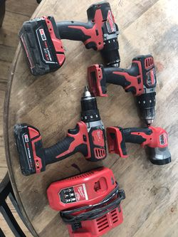 Milwaukee Tools All M18 for Sale in Dallas, TX
