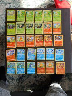 (30 Cards For $20 OR trade) 2021 McDonalds Happy Meal Pokemon 25th Anniversary Pokémon Cards for Sale in Tukwila,  WA