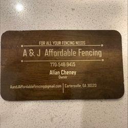 Fencing for Sale in Cartersville,  GA