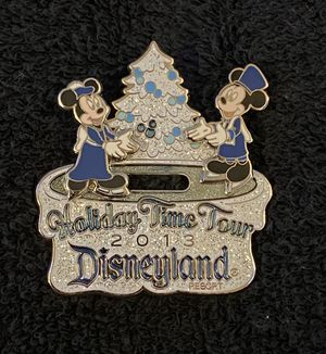 Disney Pin #187, 2013, Holiday Time at the Disneyland Resort for Sale in San Diego, CA