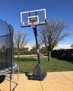 Spalding basketball hoop for Sale in Stockton, CA