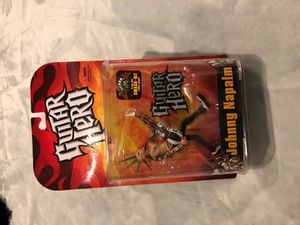 Guitar hero Johnny Napalm action figure for Sale in Gilbert, AZ