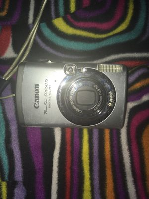 Canon PowerShot SD850IS CAMERA for Sale in Mount Gilead, OH