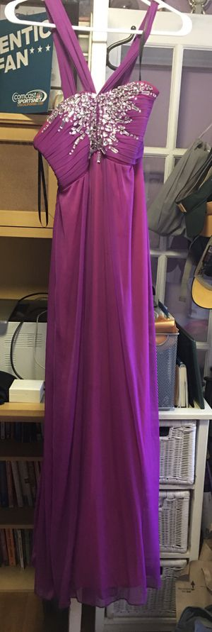 Way-In Purple and Salmon Dress for Sale in Cupertino, CA