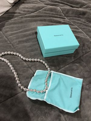 Tiffany HardWear Ball Necklace for Sale in New Haven, CT