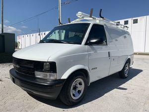 2002 cargo van fully equipped for Sale in St.Petersburg, FL