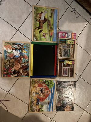 Kids Puzzles and Games for Sale in Park Ridge, IL