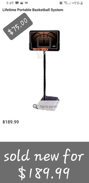 Basketball hoop for Sale in Lexington, KY
