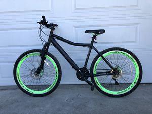 Genesis Duel Disk Breaks Front Suspension 21 Speed Mountain Bike for Sale in San Jose, CA