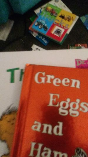 Green eggs abd ham by dr seuss for Sale in Campbell, CA