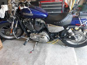 2006 Sportster 1200C Harley Davidson for Sale in Arlington, WA