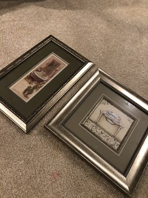 Framed art for Sale in Naperville, IL