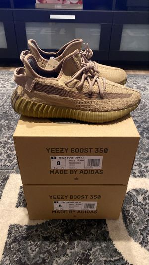 Adidas Yeezy 350 Boost V2 Earth USA Regional Exclusive Size 8 Brown for Sale in Los Angeles, CA