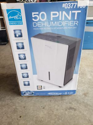 Soleus air Dehumidifier for Sale in undefined