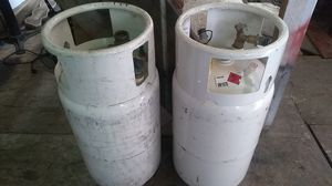 Full Forklift propane tanks for Sale in Fresno, CA