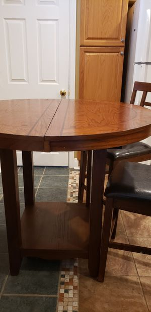 Breakfast Table and Four Chairs for Sale in Washington, DC