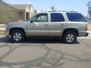 2001 Chevy Tahoe 4x4 restored salvage title for Sale in Phoenix, AZ