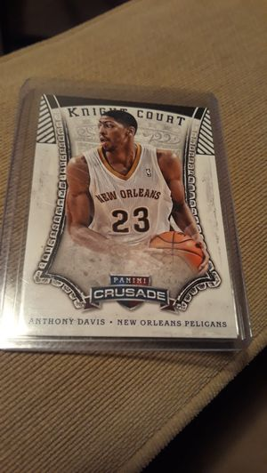 Anthony Davis Basketball Card for Sale in Port Orchard, WA