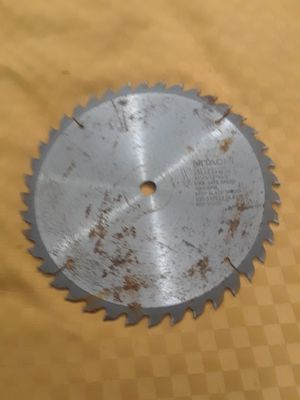 10 inch Hitachi saw blade for Sale in West Memphis, AR