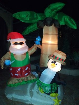 Cristsmas Airblow inflatable for Sale in El Monte, CA