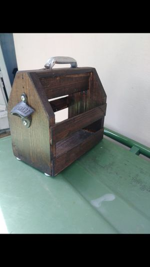 Wooden Tool Carrier for Sale in West Palm Beach, FL