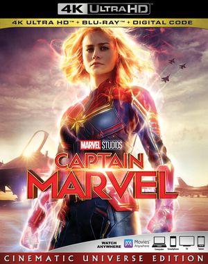 Captain Marvel 4K UHD Digital Movie Code for Sale in Saginaw, TX
