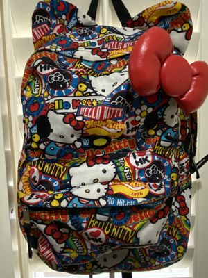 Hello Kitty Backpack 🎒 only $10 🤗 for Sale in Montebello, CA