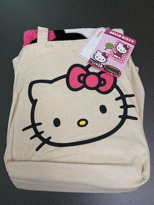 Brand new Sanrio Hello Kitty fleece blanket for Sale in Short Hills, NJ