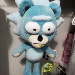 Rick & Morty: Rick Bear Plushie for Sale in Orlando, FL