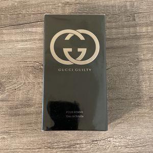 Gucci Guiltily Pour Homme Cologne for Sale in Pico Rivera, CA