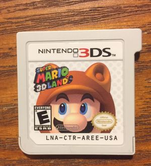 Super Mario 3D Land for Nintendo 3DS for Sale in Roselle, IL