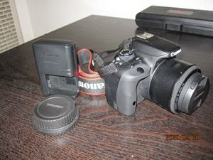 Canon Rebel EOS SL1 DSLR with lens 35mm f2 for Sale in Long Beach, CA