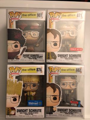 Dwight Schrute pops for Sale in OH, US