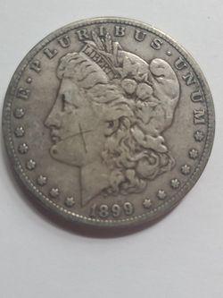 1899 O Morgan SILVER DOLLAR for Sale in Chicora,  PA