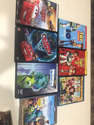 Disney DVD Movies for Sale in Bellflower, CA