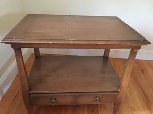 Antique end table for Sale in Wakefield, MA