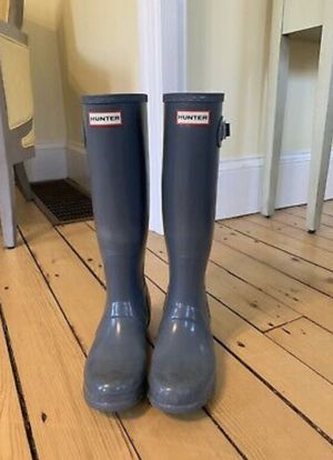 Hunter Boots size 7 for Sale in Clifton, VA