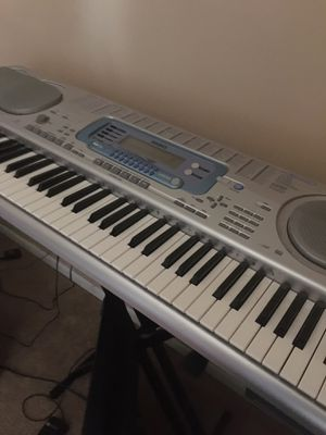 Casio wk 3000 in good condition for Sale in Chamblee, GA