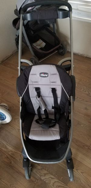 Double chico stroller for Sale in Colorado Springs, CO