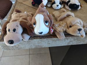Beanie Babies. Group of 3 for 5.00 for Sale in Tempe, AZ