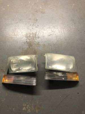 2005 ford excursion headlights for Sale in San Diego, CA