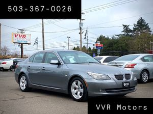 2008 BMW 5 Series for Sale in Portland, OR