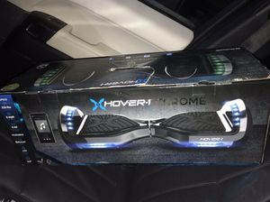 Brand New Chrome Hoverboard for Sale in Houston, TX
