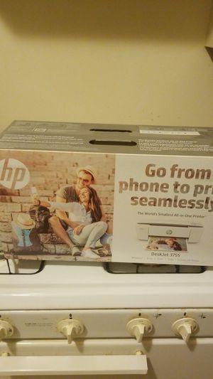 HP Deskjet 3755 All in One Printer for Sale in Los Angeles, CA