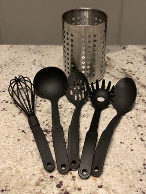 Kitchen utensils set for Sale in Irving, TX