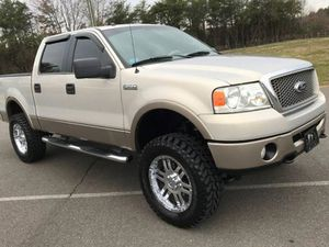 Speed Limit Info 2006 Ford F-150 Lariat for Sale in Tampa, FL