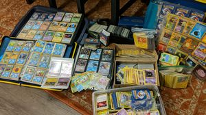 Huge Pokemon card lot! for Sale in Bothell, WA